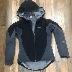 Patagonia softshell coat Wm L